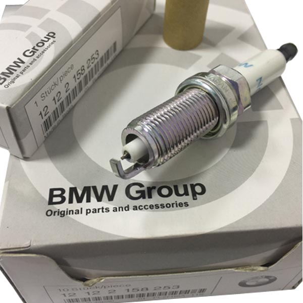 BMW SPARK PLUGS 12122158253 NGK PLZFR6A-11S