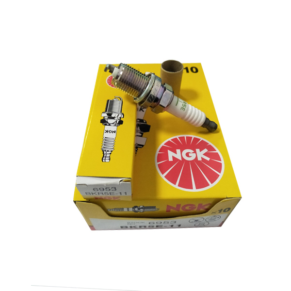 NGK spark plugs 6953 BKR5E-11 ignition parts